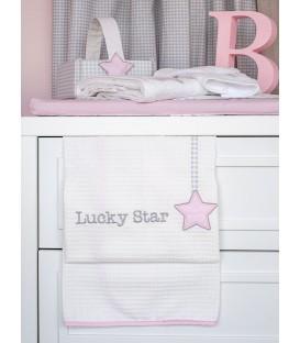 Baby Oliver des.308 Κουβέρτα Πικέ Αγκαλιάς - Λιανική Τιμή: 23€
