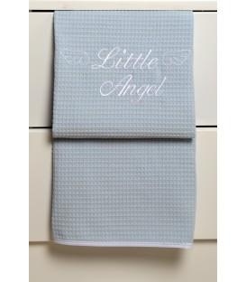 Baby Oliver des.321 Κουβέρτα Πικέ Αγκαλιάς - Λιανική Τιμή: 23€