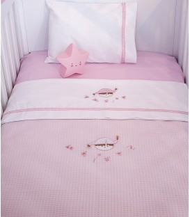 Baby Oliver des.142 Κουβέρτα Πικέ Αγκαλιάς - Λιανική Τιμή: 19€