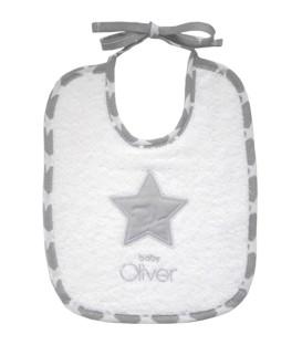 Baby Oliver des.301 Σαλιάρα - Λιανική Τιμή: 5,90€