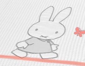 Κουβέρτες Miffy