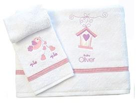 Σετ Πετσέτες Baby Oliver